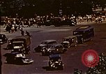 Image of V-E Day celebration Paris France, 1945, second 9 stock footage video 65675072732