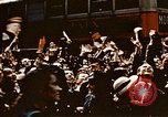 Image of V-E Day celebration London England United Kingdom, 1945, second 5 stock footage video 65675072733