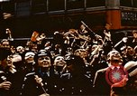 Image of V-E Day celebration London England United Kingdom, 1945, second 6 stock footage video 65675072733