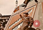 Image of V-E Day celebration London England United Kingdom, 1945, second 11 stock footage video 65675072733