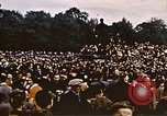 Image of V-E Day celebration London England United Kingdom, 1945, second 4 stock footage video 65675072737