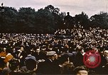 Image of V-E Day celebration London England United Kingdom, 1945, second 5 stock footage video 65675072737