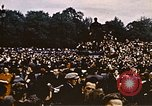 Image of V-E Day celebration London England United Kingdom, 1945, second 6 stock footage video 65675072737