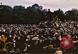 Image of V-E Day celebration London England United Kingdom, 1945, second 7 stock footage video 65675072737