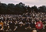 Image of V-E Day celebration London England United Kingdom, 1945, second 8 stock footage video 65675072737
