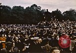 Image of V-E Day celebration London England United Kingdom, 1945, second 9 stock footage video 65675072737