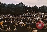 Image of V-E Day celebration London England United Kingdom, 1945, second 10 stock footage video 65675072737