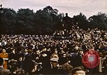 Image of V-E Day celebration London England United Kingdom, 1945, second 12 stock footage video 65675072737