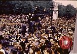 Image of V-E Day celebration London England United Kingdom, 1945, second 5 stock footage video 65675072739
