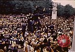 Image of V-E Day celebration London England United Kingdom, 1945, second 6 stock footage video 65675072739