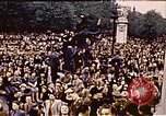 Image of V-E Day celebration London England United Kingdom, 1945, second 7 stock footage video 65675072739