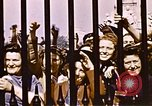 Image of V-E Day celebration London England United Kingdom, 1945, second 5 stock footage video 65675072740