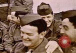 Image of V-E Day celebration European Theater, 1945, second 10 stock footage video 65675072742