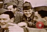 Image of V-E Day celebration European Theater, 1945, second 12 stock footage video 65675072742