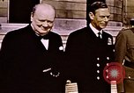 Image of V-E Day celebration London England United Kingdom, 1945, second 4 stock footage video 65675072743