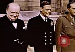 Image of V-E Day celebration London England United Kingdom, 1945, second 5 stock footage video 65675072743
