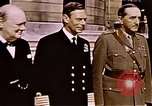 Image of V-E Day celebration London England United Kingdom, 1945, second 6 stock footage video 65675072743