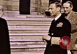Image of V-E Day celebration London England United Kingdom, 1945, second 10 stock footage video 65675072743