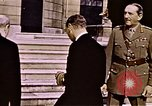 Image of V-E Day celebration London England United Kingdom, 1945, second 11 stock footage video 65675072743