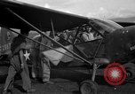Image of L-5 Sentinel aircraft Saidor New Guinea, 1944, second 5 stock footage video 65675072744