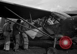 Image of L-5 Sentinel aircraft Saidor New Guinea, 1944, second 7 stock footage video 65675072744