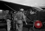 Image of L-5 Sentinel aircraft Saidor New Guinea, 1944, second 10 stock footage video 65675072744