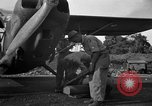 Image of L-5 Sentinel aircraft Saidor New Guinea, 1944, second 5 stock footage video 65675072745