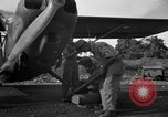 Image of L-5 Sentinel aircraft Saidor New Guinea, 1944, second 7 stock footage video 65675072745