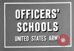 Image of offices training West Point New York USA, 1947, second 11 stock footage video 65675072750