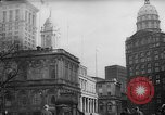 Image of City Hall New York United States USA, 1940, second 3 stock footage video 65675072762