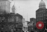 Image of City Hall New York United States USA, 1940, second 4 stock footage video 65675072762