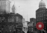 Image of City Hall New York United States USA, 1940, second 6 stock footage video 65675072762