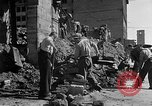 Image of German workers Stuttgart Germany, 1945, second 12 stock footage video 65675072771