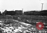 Image of railroad yard United States USA, 1920, second 3 stock footage video 65675072775