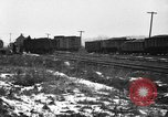 Image of railroad yard United States USA, 1920, second 6 stock footage video 65675072775
