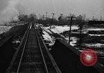 Image of railroad United States USA, 1920, second 1 stock footage video 65675072776
