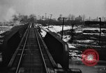 Image of railroad United States USA, 1920, second 2 stock footage video 65675072776