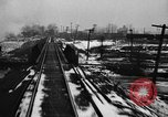 Image of railroad United States USA, 1920, second 3 stock footage video 65675072776