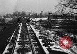 Image of railroad United States USA, 1920, second 5 stock footage video 65675072776