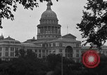 Image of State Capitol building Austin Texas USA, 1920, second 4 stock footage video 65675072792