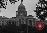 Image of State Capitol building Austin Texas USA, 1920, second 5 stock footage video 65675072792