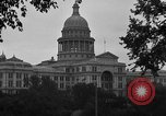 Image of State Capitol building Austin Texas USA, 1920, second 7 stock footage video 65675072792