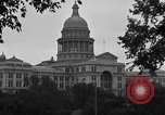 Image of State Capitol building Austin Texas USA, 1920, second 9 stock footage video 65675072792