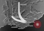 Image of Operation Dragoon Southern France, 1944, second 6 stock footage video 65675072838