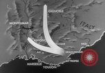 Image of Operation Dragoon Southern France, 1944, second 9 stock footage video 65675072838