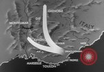Image of Operation Dragoon Southern France, 1944, second 10 stock footage video 65675072838