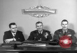 Image of William W Quinn United States USA, 1952, second 3 stock footage video 65675072840