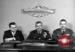 Image of William W Quinn United States USA, 1952, second 8 stock footage video 65675072840