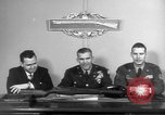 Image of William W Quinn United States USA, 1952, second 12 stock footage video 65675072840