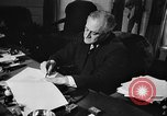Image of Franklin Roosevelt Washington DC USA, 1941, second 7 stock footage video 65675072848